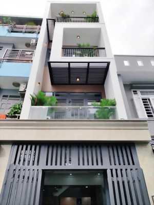 Cần bán căn nhà 2 lầu đường số 6, Bình Tân đúc kiên cố giá bán 1,66 tỷ