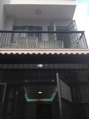 Bán gấp nhà Hẻm Xe Hơi Nơ Trang Long,P.13,Bình Thạnh,2 lầu