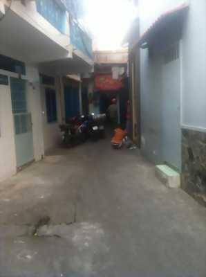 Bán nhà hẻm 92/45 XVNT, P21, Quận Bình Thạnh