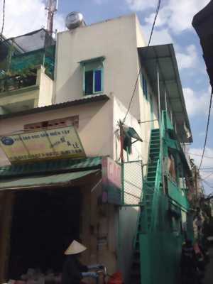 Bán nhà HXH Khu Nơ Trang Long, Bình Thạnh, DT: 4.7x17