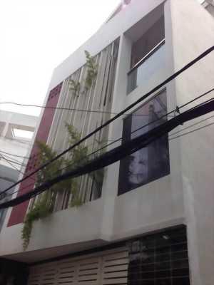 Bán nhà HXH Hoàng Hoa Thám, Bình Thạnh, 6x10