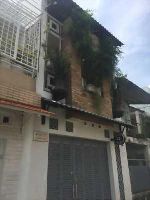 Bán nhà MT Nguyễn Văn Đậu, Bình Thạnh, 3.9x26
