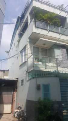 Bán nhà H2,5M Nơ Trang Long, Bình Thạnh, 4.5x20