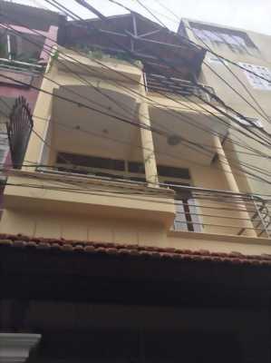 Bán nhà HXH Lê Quang định, Bình thạnh, DT: 4.2x12