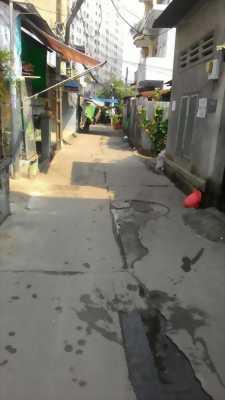 Bán nhà hxh đường Nơ Trang Long, p-12, Bình Thạnh