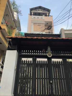 Bán nhà Nguyễn Văn Đậu, P.7, Bình Thạnh; 4 x 20