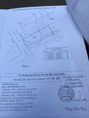 Chính Chủ Bán Nhà HXH Phan Văn Trị 78m2.Gía: 5.1 tỷ.