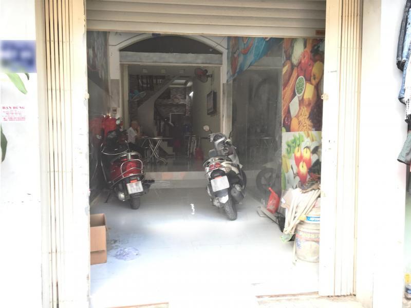 Cho thuê nhà nguyên căn mặt tiền đường Phan Văn Trị