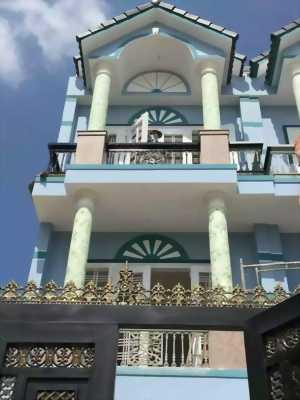 Chinh chủ gởi bán că nhà gần cty phần mềm quang trung giá 1ty8 2 lầu