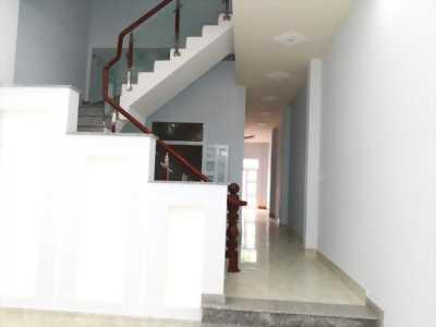 Bán nhà 1 trệt 2 lầu mới 100%  khu dân cư Diệu Hiền - DT 103.5m2 - Lộ 19m - Hướng Đông Nam - Lh 0986 184 837 Sương
