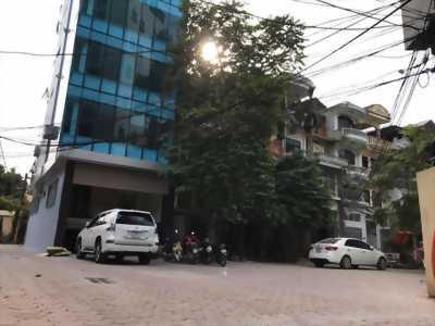 Bán nhà Nguyễn Chánh kd vô đối 41m2 5t mặt tiền