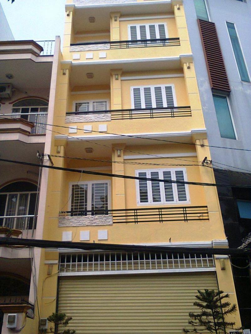 Cho thuê văn phòng Nguyễn Ngọc Vũ Cầu Giấy 34mx4,5T