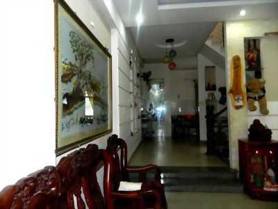 Bán nhà ngõ phố Nguyễn Khuyến quận Đống Đa 30m2x3