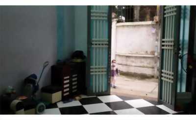 Bán gấp căn nhà hẻm xe tải đường Dương Quảng Hàm, p5, q Gò Vấp, dt 5x25,