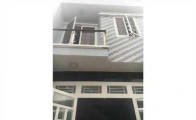 Bán nhà HXH Quang Trung, p10, q Gò Vấp, 3 Lầu, nhà mới