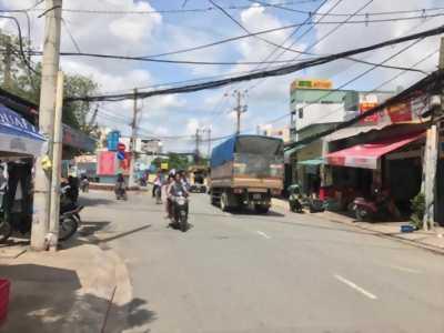 Cần bán nhà MT Nguyễn Văn Công, q. gò vấp, dt 3,8X30, lầu
