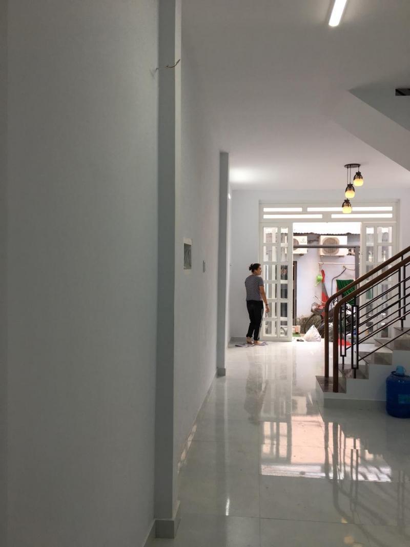 Nhà Hẻm 998 Quang Trung Phường 8 DT 5X12 2 Lầu