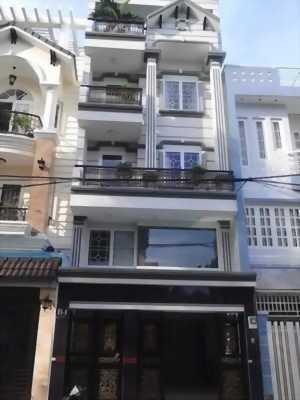 Chính chủ bán gấp căn nhà mặt tiền Lê Văn Khương Gò Vấp