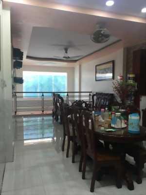 Bán nhà mặt tiền Nguyễn Oanh Gò Vấp, 1 trệt 3 lầu