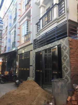 Bán nhà mới đường quang trung Gò Vấp, giá 1,39 tỷ