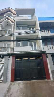 Nhà tại Gò Vấp,mới đẹp không chê có chỗ gỡi xe trước nhà