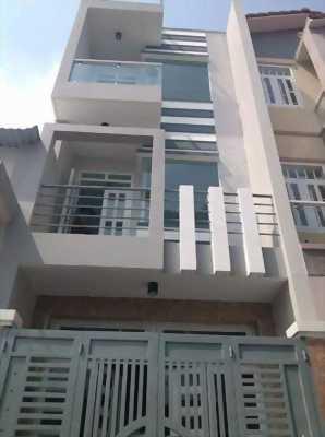 Ngôi nhà 2 tầng giáp Gò Vấp giá chỉ 1,6ty hẽm rộng