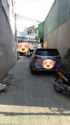 Bán Gấp Hẻm xe Hơi Dân CƯ yên Tĩnh- Gò Vấp Phạm Văn Chiêu
