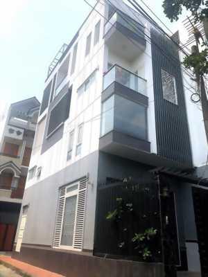 Nhà lững + 3 lầu hẻm 5m Phạm Văn Chiêu, P.14, Gò Vấp (cách 20m ra Mặt tiền)