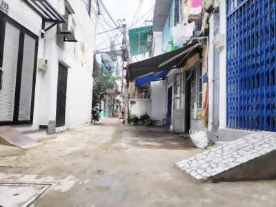 Nhà mới 2 lầu, hxh Nguyễn Kiệm, P.3, Gò Vấp
