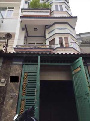 Nhà 3 lầu, hẻm 4m cụt Đường số 51, P.14, Gò Vấp.