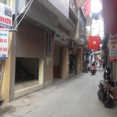 Bán nhà đầu ngõ 157 Minh Khai, đối diện ĐH Phương Đông, giá rẻ