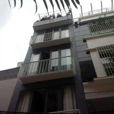 Mình cần bán ngôi nhà 5 tầng 4P sổ đỏ 41m2 chính chủ, giá rẻ