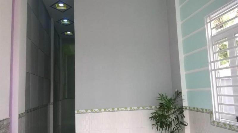 Bán nhà hẻm liên tổ 4-5, đường Nguyễn Văn Linh