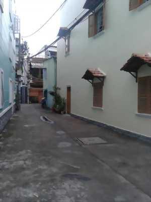 Cần bán gấp nhà trên đường Nguyễn Kiệm, quận Phú Nhuận