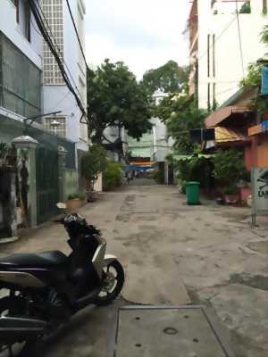 Bán nhà HXT Trần Huy Liệu, Phú Nhuận, DT:4x14