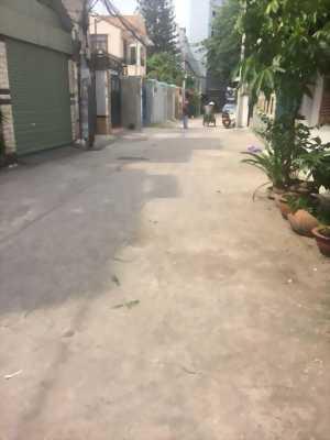 Bán nhà HXT Thích Quảng Đức, Phú Nhuận, DT:60m2