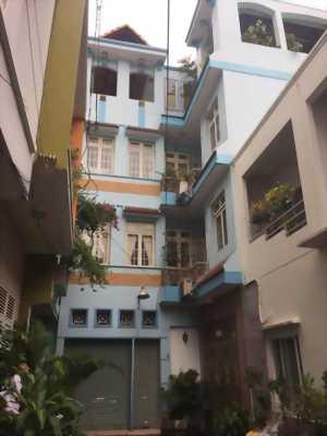 Nhà HXT Đoàn Thị Điểm, phú nhuận, 11x12m