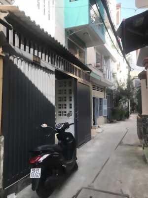 Bán nhà 115/49 Lê Văn Sỹ, P13, Q Phú Nhuận