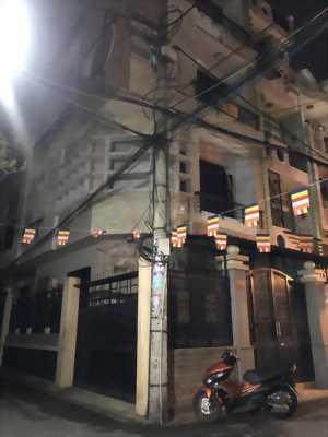 Nhà HXH Lê Văn Sỹ Q.PN 57.7m², 2 MT hẻm lớn