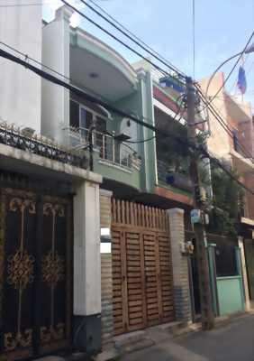 Bán nhà đường Lê Văn Huân, P.13, Tân Bình