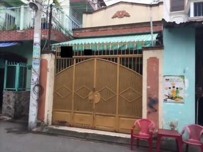 Bán nhà HXT khu Vườn Lai, Tân Phú, 4.05x25
