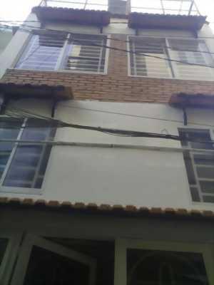 Bán nhà nhỏ tại trung tâm quận tân phú
