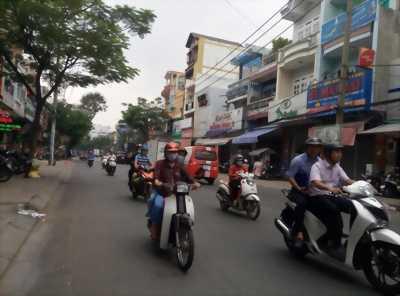 Bán nhà mặt tiền đường Tân Sơn Nhì, Q. Tân Phú