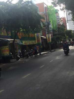 Bán nhà mặt tiền Hòa Bình, Q Tân Phú, 4x17m, 1 lầu.