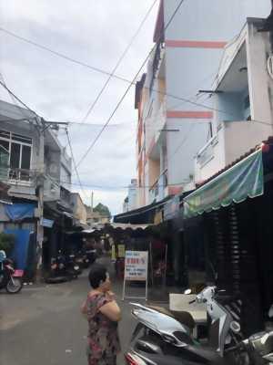 Bán nhà MTKD ngay chợ Cây Keo, p hiệp tân, tân phú