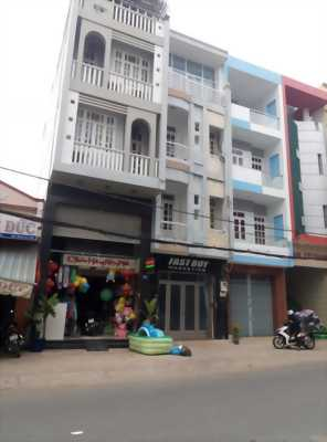 Bán nhà mặt tiền Tân Kỳ Tân Quý, pTân Sơn Nhì, q Tân Phú