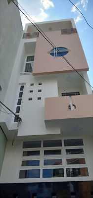 Bán nhà 5 tấm mới đường Âu Cơ, P.Phú Trung, Q.Tân Phú