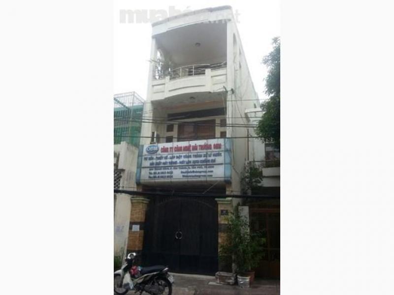 Cho thuê nhà mặt tiền đường Thành Công
