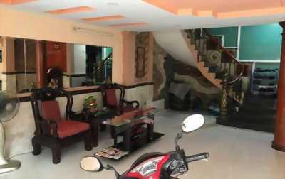 Bán nhà mặt Phố Phú Xá, Tây Hồ, vỉa hè thang máy