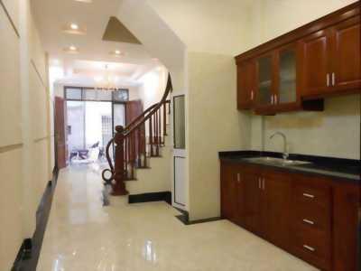 Bán nhà mới Phùng Khoang, Thanh Xuân, 40m2 -5 tầng